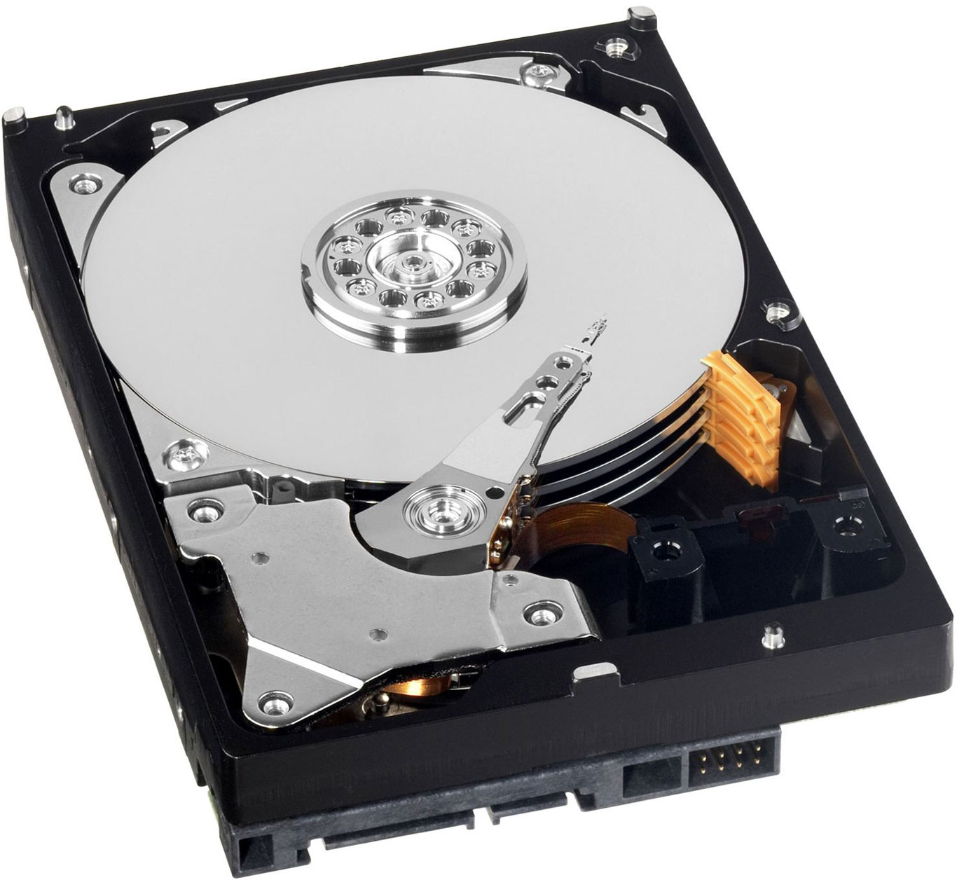 PC Sata 80GB HDD